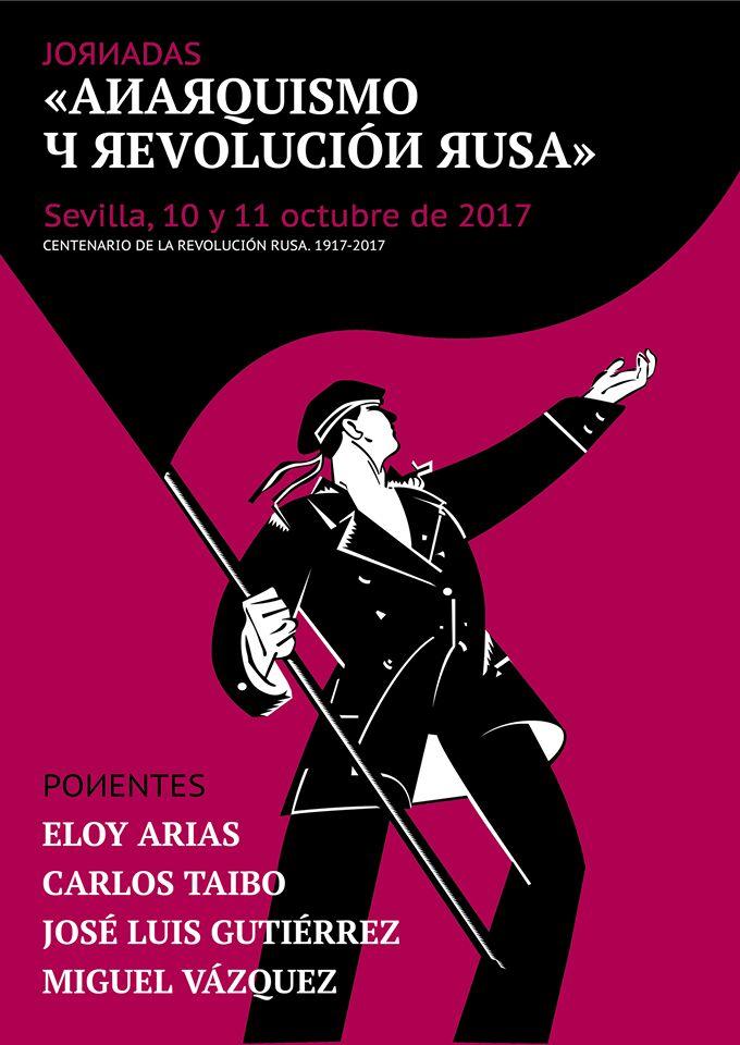 "Jornadas ""Anarquismo y revoluciónrusa"""